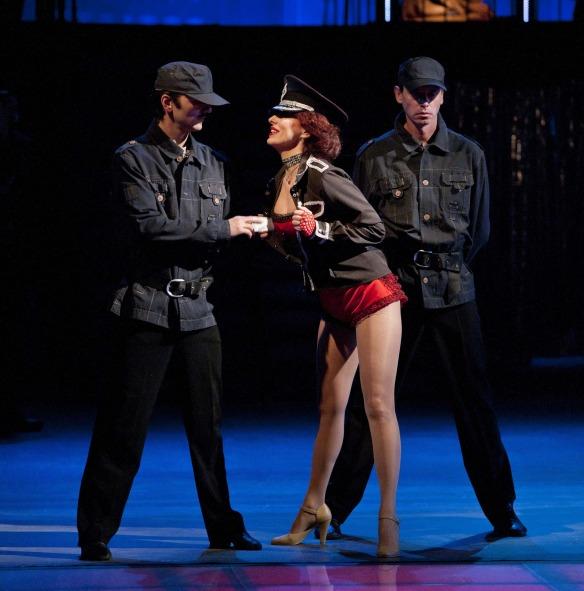 """Мюзикълът """"Чикаго"""" за първи път на българска сцена в Музикалния театър. Снимка: Музикален театър"""